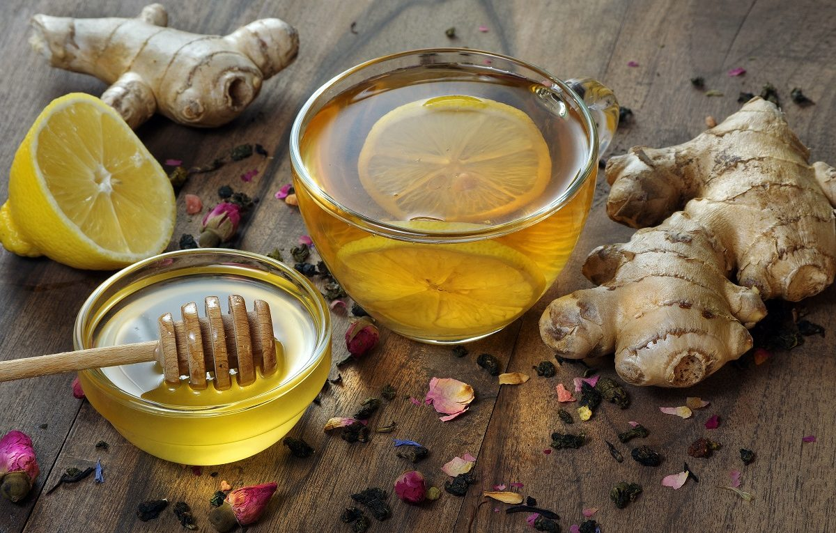Honey-Sticks-Are-Used-To-Naturally-Sweeten-This-Detox-Tea